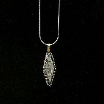 Navajo Lab Opal Pendant